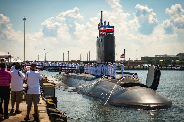 USS John Warner Unveiled, Meet The Deadliest Sub Ever