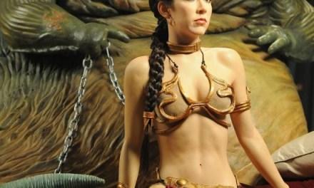 Auction To Offer Princess Leia Costume, Starting Bid $80k (PHOTO)