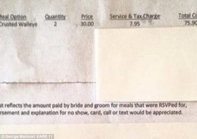 Bride Sends Bill  2