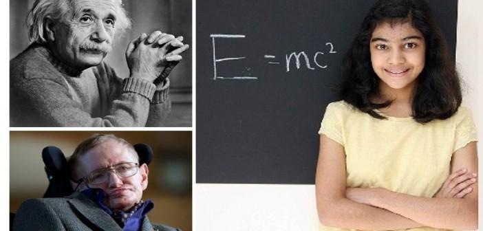Lydia Sebastian Joins Mensa:  12-Year Old Scores 162 On IQ Test