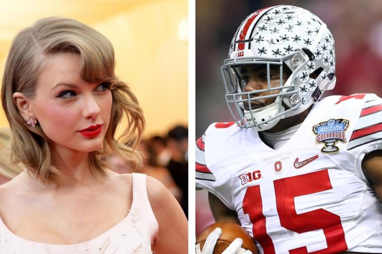 "Ezekiel Elliott Asks Taylor Swift Out On a Date: ""I'm wearing #13 for you"""