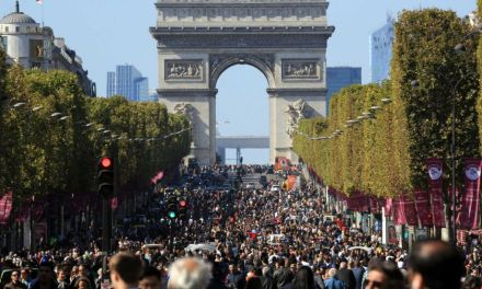 Paris Car Free:  City Goes Car-Free For A Whole Day