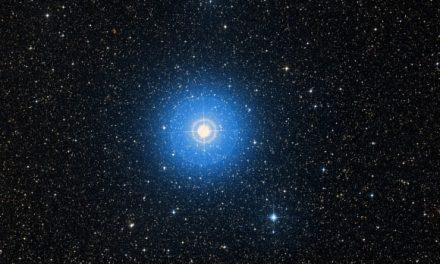 epsilon lupi home to strange magnetic field (photo)