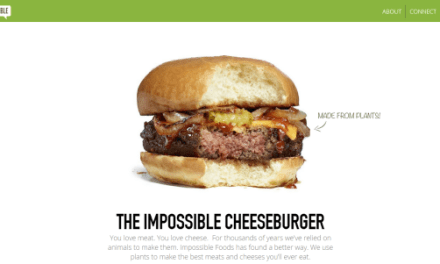 $108 million Impossible Foods Hope To Create Plant Based Burgers