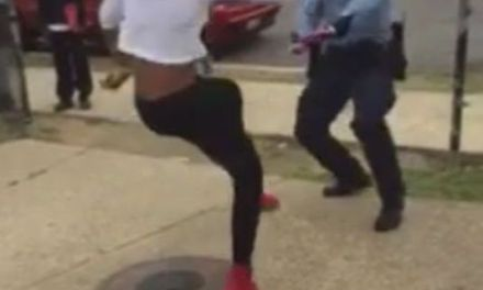 DC cop dance off: Cop Wins Over The Internet With Sweet Dance Moves (VIDEO)