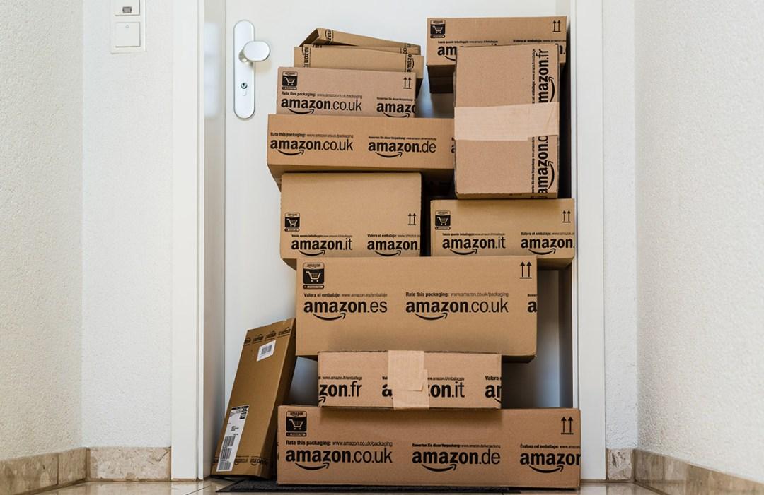 Delivery drivers sue Amazon