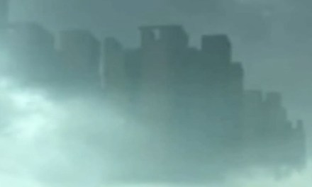 Floating city Over China:  Is Floating City A parallel universe? (VIDEO)