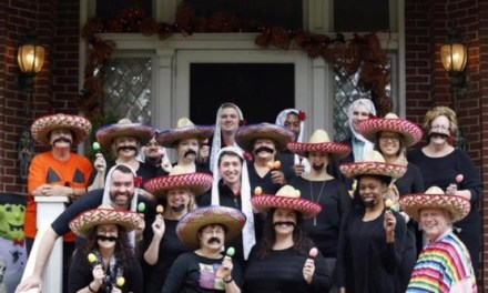 "James Ramsey: Louisville staff dress up as ""Mexicans"""
