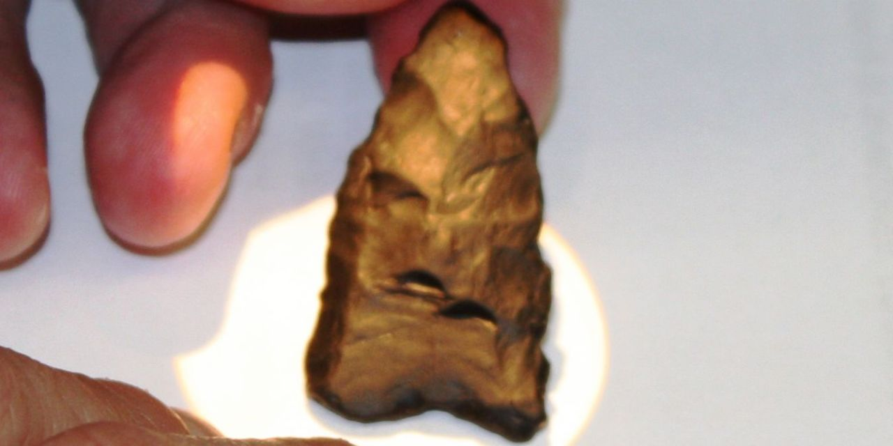 Seaside Heights artifact May Hold Clues To Human Evolution