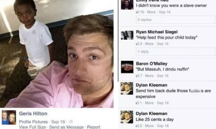 cayden racists:  Man Fired After Taunting Black 3-Year-Old On Social Media