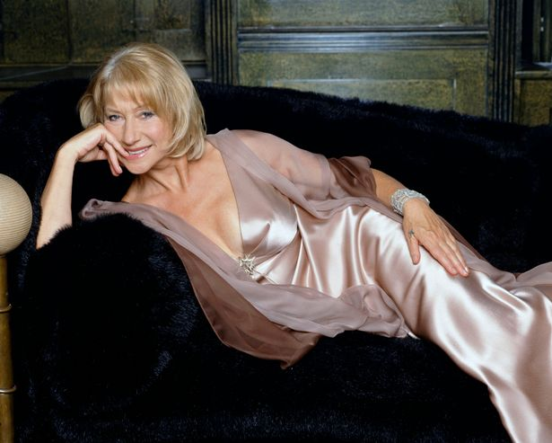 There's nothing like a dame: Helen Mirren