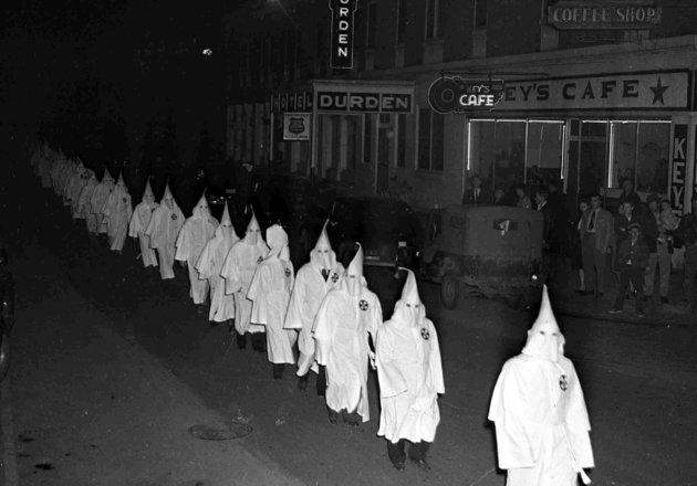 Anonymous KKK: As Promised KKK Members Revealed