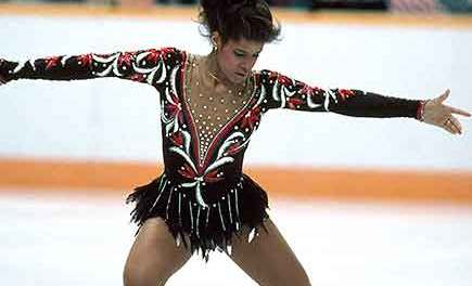 Debi Thomas: Former Olympic Medalist Broke (PHOTO