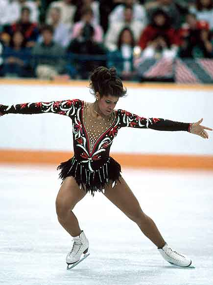 Debi Thomas: Former Olympic Medalist Broke (PHOTO