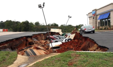 IHOP cave-in Blamed On Massive Sinkhole