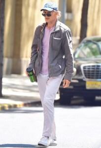 Liam Neeson 'gaunt'