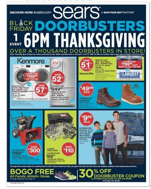 leaked-sears-black-friday-2015-ad-sales-deals-store-hours-what-time-do-sales-begin