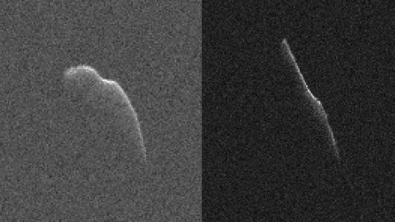 Christmas Eve Asteroid:  3,600-foot Asteroid Seen With Telescope (PHOTO)