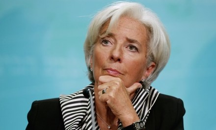 Global growth, IMF chief expects little movement in 2016