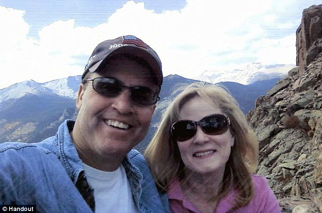 Harold Henthorn receives sentence For Pushing Wife Off Cliff (PHOTO)