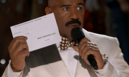 Miss Universe mistake: Watch Steve Harvey's Epic Mistake