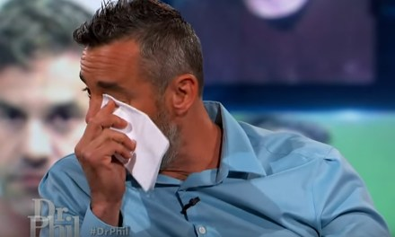 Nicholas Brendon Talks Suicide Attempt With Dr. Phil