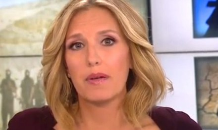 "Poppy Harlow Faints Live On Air:  Tweets She's ""Ok"" (PHOTO)"