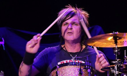 Rikki Rockett Reveals Battle With Oral Cancer UPDATE
