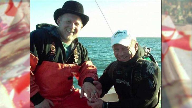 Ring found in ocean