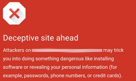 'Safe Browsing' in Android Chrome Now Set To Default: Reports