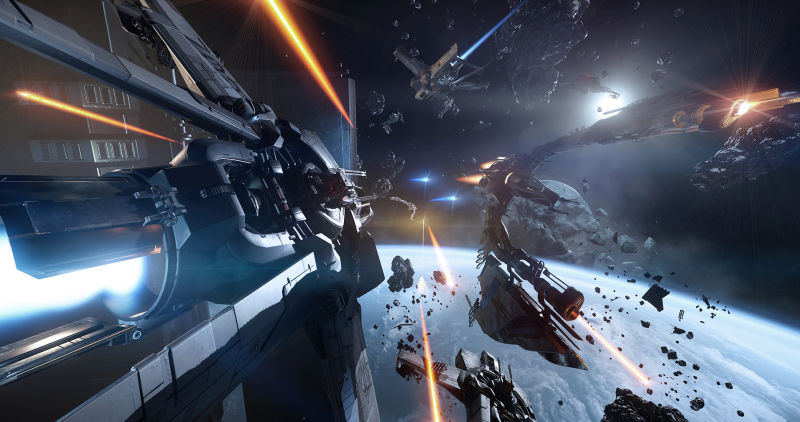 Star Citizen Crowdfunding Hits $100-Million Mark