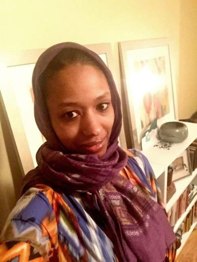LARYCIA ALAINE HAWKINS VIA FACEBOOK Wheaton College professor Larycia Hawkins said she would wear a hijab during the Christian Advent.