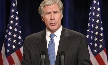 Will Ferrell SNL: Will Ferrell Returns as George W. Bush (VIDEO)