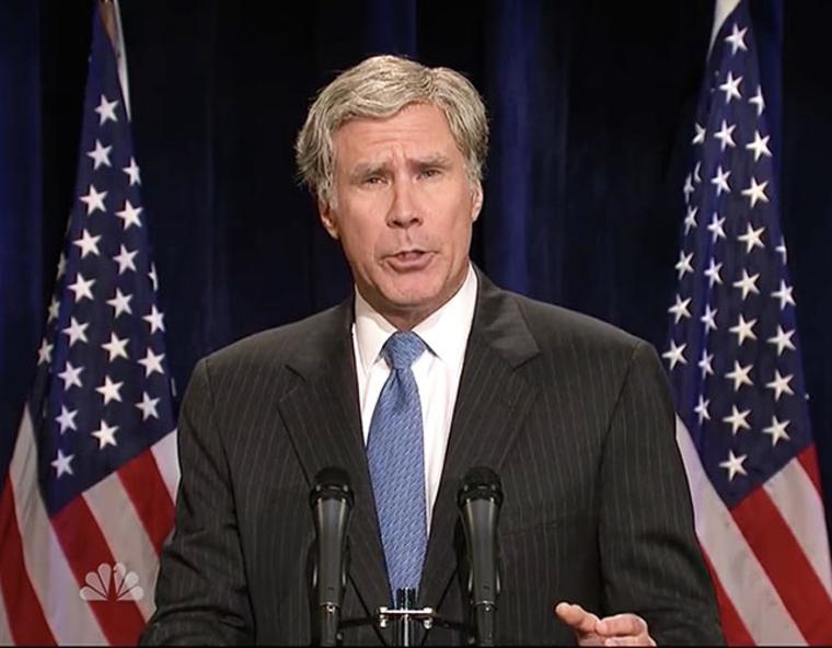 Will Ferrell SNL: Will Ferrell Returns as George W. Bush (VIDEO)