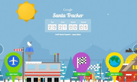 Where Is Santa?  How You Can Still Track Santa Online