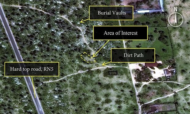 Burundi Mass Graves: Amnesty claims evidence of 'mass graves'