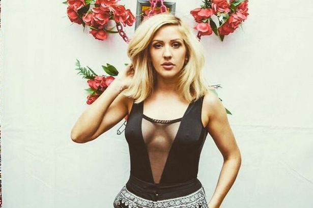Ellie Goulding Survives Norway Ice Road Crash, Posts On Instagram