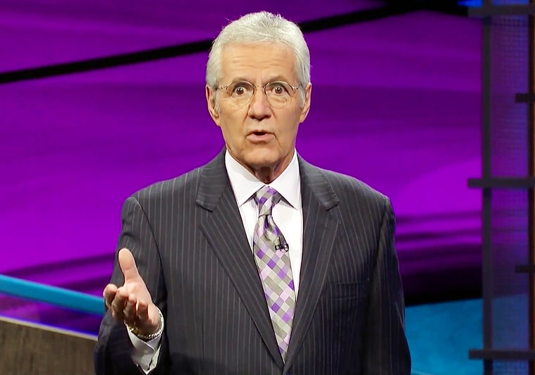 """""""We have three players finishing with no money. We have no returning champion,"""" longtime Jeopardy! host Alex Trebek announced. """"We will introduce three new players. So, sorry folks!"""""""