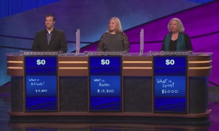 No Winner On Jeopardy:  No One Gives Correct Answer in Final Jeopardy