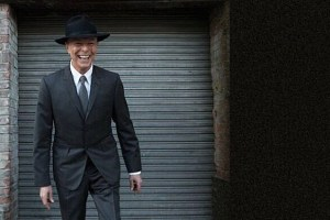 Last photo of David Bowie