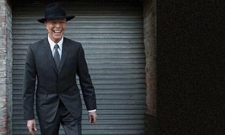 Last photo of David Bowie captures singers spirit