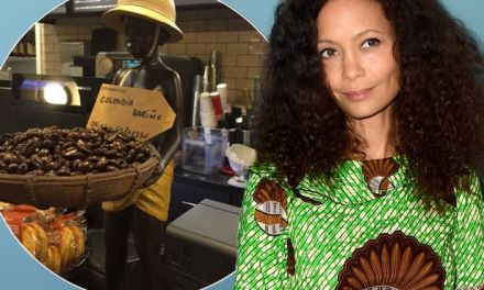 Thandie Newton:  Starbucks Apologizes For Display