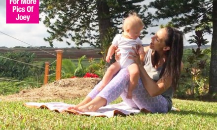 Joey Feek Cancer Update:  Couple Cherish The Good times (photo)