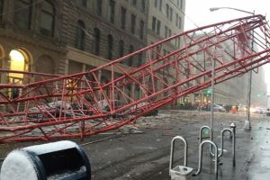 Manhattan crane collapse