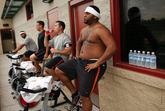 Pablo Sandoval Is Still Fat