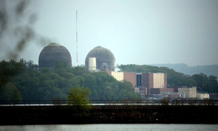"indian point radioactive leak is At  ""Alarming Level"""
