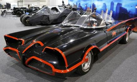 Batmobile copyright appeal rejected by Supreme Court