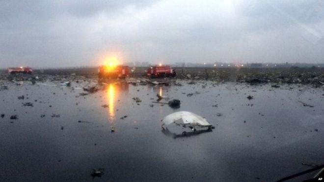 FlyDubai Crash: Boeing 737-800 Crash Kills 62