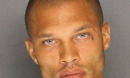 Jeremy Meeks:  Super Handsome Mug Shot Guy Released From Prison (PHOTO)