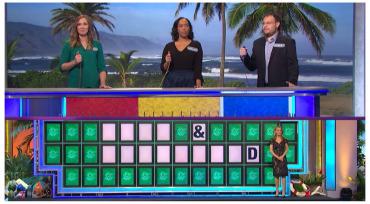 Robert Santoli Crushes It On Wheel Of Fortune
